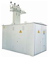 Шкафная комплектная трансформаторная подстанция