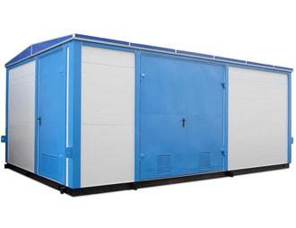 Утеплённая трансформаторная подстанция КТП