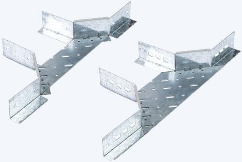 Отводы боковые для несущих кабельных лотков НЛ