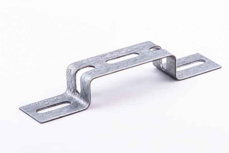 Скоба СЛМ для крепления кабельных лотков