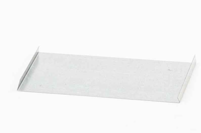 Крышки типа КЛВ для перемены высоты трассы монтажных лотков