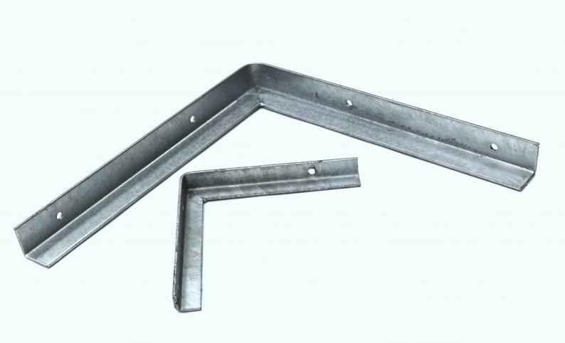 Кронштейн угловой КУ-1 и КУ-2