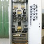 Вводно-распределительное устройство (ВРУ), вид изнутри